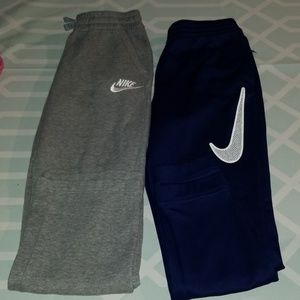 Boys Nike Jogger & Sweats Lot size Large